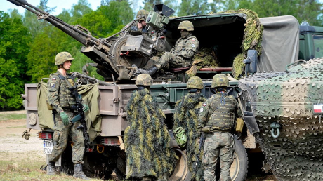 Польша, Военные учения, США, Defender Europe.