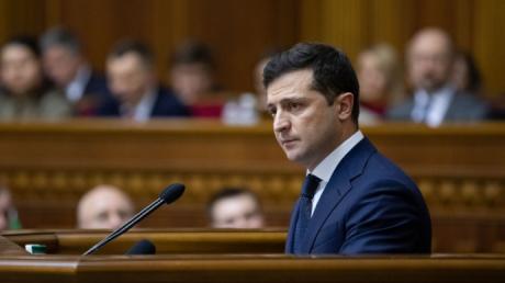 """Зеленский назвал главную цель опроса: """"Я хочу почувствовать народ"""""""