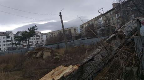 Крым оказался под ударом сильной стихии: обошлось без жертв, но много разрушений