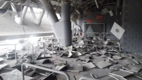 Донецкий горсовет: ситуация в городе на 13:30
