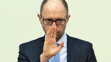 яценюк, отставка яценюка, народный фронт, верхованя рада, кабинет министров, украина, политика