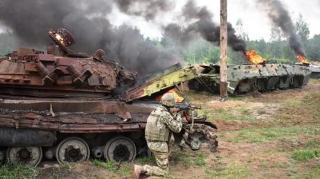 """Украина, Донбасс, зона ООС, """"ЛДНР"""", Россия, армия, обстрел, напряжение, солдат, гибель"""