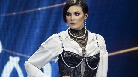 MARUV, певица, Евровидение, скандал, Украина, Россия, концерт