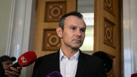 Вакарчук сделал заявление о своем политическом будущем