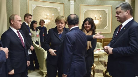 Минские договоренности, мир в Украине, особый статус Донбасса, мнение, Меркель, Грибаускайте