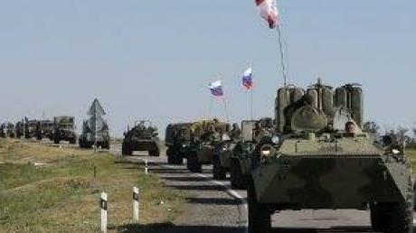 """В сторону Новоазовска движется колонна из 20 танков, - """"Азов"""""""