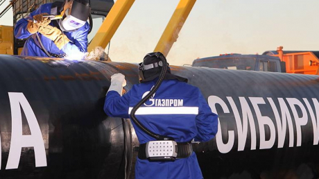 """У """"Силы Сибири"""" не получается выйти на плановую мощность - Китай отказывается от российского газа"""