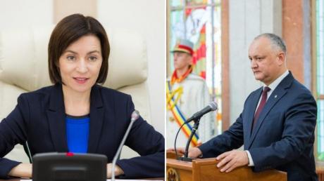 У Молдовы новый президент: Майя Санду выиграла выборы и обошла пророссийского Игоря Додона