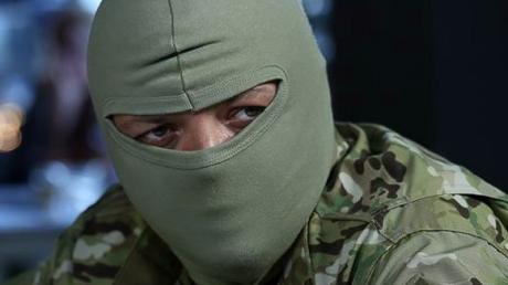 """Семенченко: батальон """"Донбасс"""" держит самые горячие участки фронта - Широкино и """"дорогу жизни"""" в Дебальцево"""