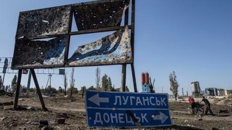 """Террористы """"ЛДНР"""" разжигают вооруженный конфликт на Донбассе: противник вдвое увеличил число мощных ударов по силам АТО"""
