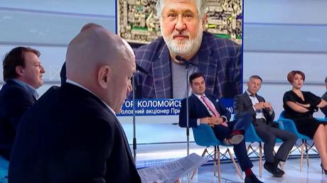 """""""Вы кто такой?"""" - Коломойский у Шустера """"сцепился"""" с известным инвестором Томашем Фиалой: видео"""