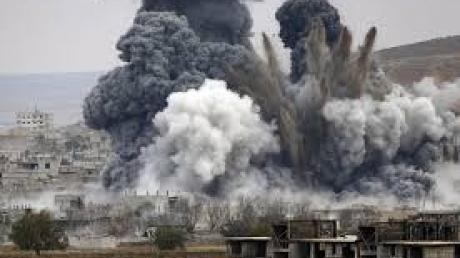 Военный конфликт в Сирии. Хроника событий 28.03.2016