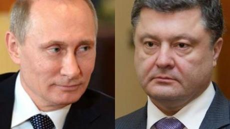 СМИ: Завтра в Минске Порошенко может встретиться с Путиным