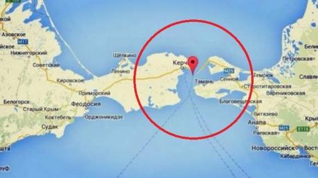 Россия срочно закрыла Керченский пролив для гражданских судов: ситуация в Азовском море накаляется