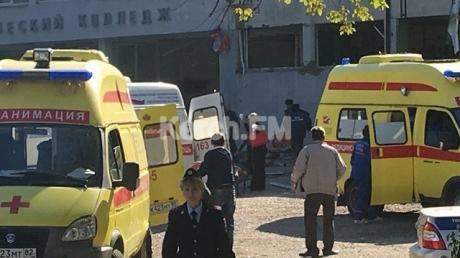 Взрыв в Керчи: около 70 пострадавших и 10 погибших, людей не успевают вывозить – кадры трагедии