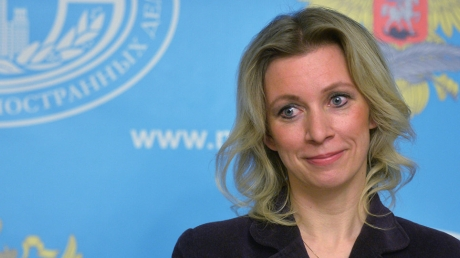 """Задержание шпиона ФСБ в Одессе: скандальная Захарова четыре дня думала над комментарием и отличилась """"абсолютной ерундой"""""""