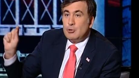 Саакашвили - Украине: вам оружие должны были дать еще вчера, в Вашингтоне принимается серьезное решение