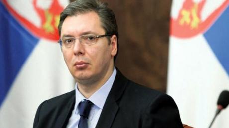 Сербия будет поддерживать все мирные инициативы Путина к ситуации в Украине