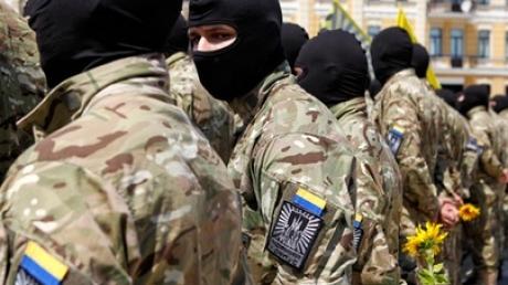 Бойцам добровольческих батальонов Рада может предоставить правовой статус