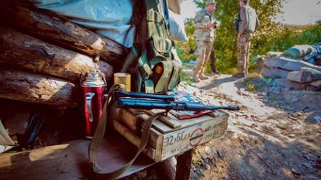 """После успешной операции под Желобком силы АТО ликвидировали еще две группы террористов """"Л/ДНР"""" - волонтеры"""