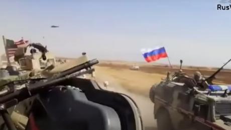 Politico: четверо военных США получили ранения при столкновении с россиянами в Сирии