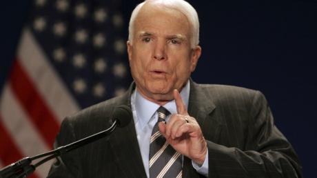 Маккейн: во время «нормандских» переговоров 50 танков, 40 ракетных комплексов и бронемашин РФ пересекли украинскую границу