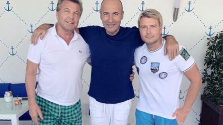 Басков, Алсу, Газманов, Игорь Крутой - Собчак выдала, с кем проводил время зараженный Лев Лещенко до больницы