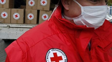 Красный Крест заявляет, что не имеет доступа в некоторые районы Донбасса
