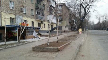 В Донецке под обстрел попал Ленинский район, есть жертвы