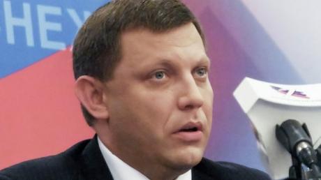 захарченко, днр, политика, общество, донецк, восток украины