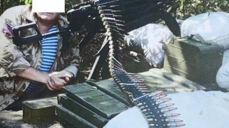 В ноутбуке очередного задержанного пограничниками россиянина найдено видео расстрела украинских солдат кремлевскими террористами - опубликованы кадры
