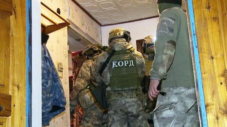 """Украина, Винница, общество, полиция, криминал, оружие, злоумышленник, пистолет, ружье, спецназ, """"КОРД""""ко"""