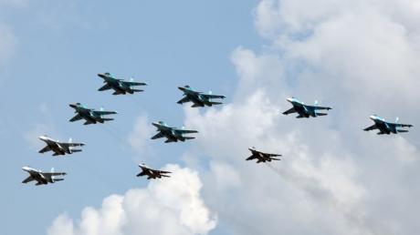 Срочно! Путин приказал привести в полную боевую готовность всю авиацию и объекты ПВО России: в Генштабе ВС РФ сделали официальное заявление