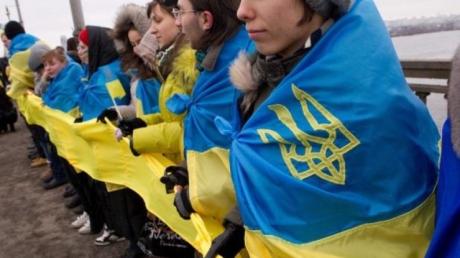 """""""Єдині, соборні та незалежні. Тоді, тепер і назавжди!"""" - Гройсман трогательно поздравил граждан Украины с Днем соборности. Кадры"""