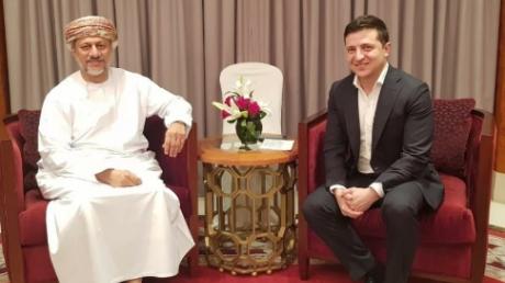 Почему Зеленский поздно возвратился из Омана: у президента Украины дали ответ
