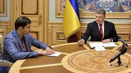Сакварелидзе: Порошенко не согласовывал мою отставку, я не намерен покидать Украину