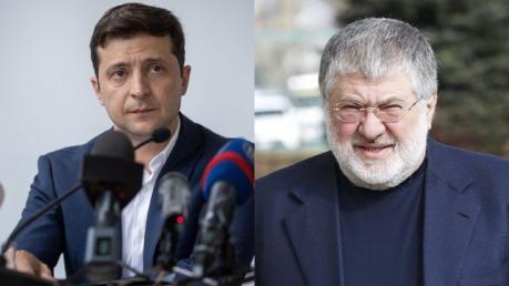 СМИ узнали, что ответил Коломойский на просьбу Зеленского о помощи в борьбе с коронавирусом