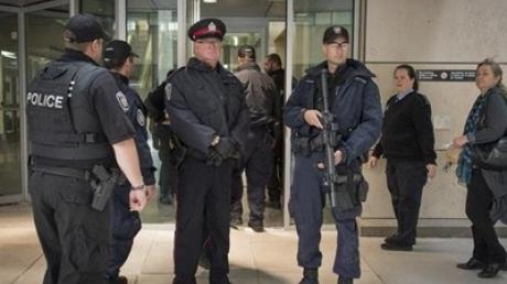 СМИ: полиция Канады предотвратила теракт с большим количеством жертв