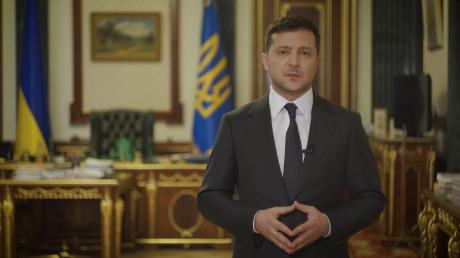"""""""Началось выздоровление"""", - Зеленский рассказал, как Украина борется с коронавирусом"""