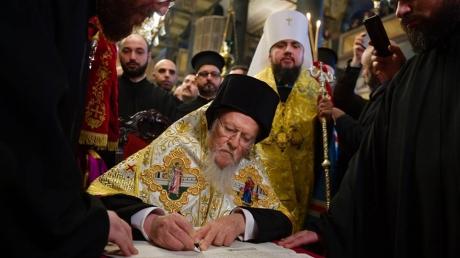 Что говорится в тексте украинского Томоса, и чем он отличается от 14 других, - фото
