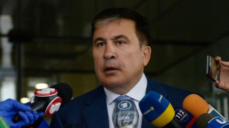 """Саакашвили предлагает Украине отказаться от кредитов МВФ: """"Мы вынуждены ходить на поклон"""""""