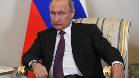 """""""Политический труп"""", - британский военный эксперт рассказал о не самом светлом будущем для Путина"""