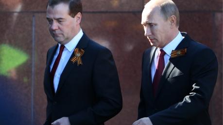 Горбачев: Путин и Медведев незаконно захватили власть и возомнили себя спасителями Отечества