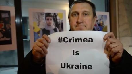Скандальный украинский дипломат Дещица открыл выставку о Крыме в Польше