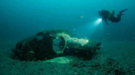На дне Балтийского моря археологи нашли объект, похожий на космический корабль