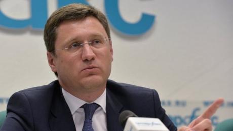 новак, газ, новости украины, новости россии, переговоры по газу, экономика