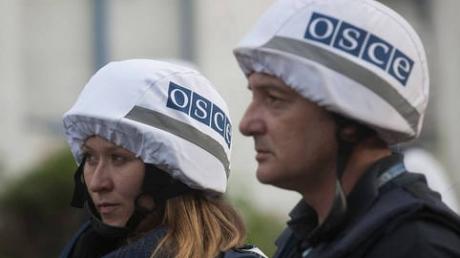 """ОБСЕ в шоке: террористы """"ДНР"""" совершили варварское нападение на невооруженных членов международной миссии"""