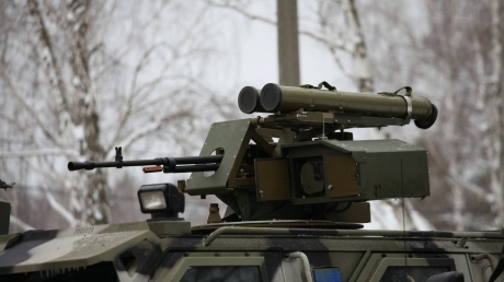 """Аваков: батальон """"Азов"""" и Нацгвардия получат новый образец огневой """"безлюдной башни"""""""