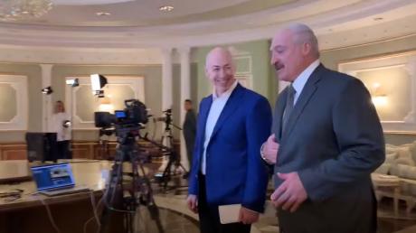 Слова Лукашенко о разговоре с Зеленским насмешили Гордона: инцидент попал на видео в Минске