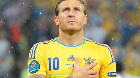 Андрей Головаш, андрей воронин, сборная украины по футболу, новости футбола